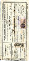 N°74 M -quittance Compagnie D'assurance Générales -risques Situés à Dinard - France