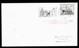 A4347) DDR Postkrieg Brief Von Berlin 1962 Mit Rotem Gegenstempel - DDR