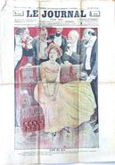 Revue Hebdomadaire Du 2 Novembre 1898: Le Journal Pour Tous N° 44 - Dessin 1ère Page: Jehan Testevuide - Books, Magazines, Comics