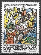 Timbres - Europe - Vatican - 1990 -  N° 875 - - Vaticano (Ciudad Del)