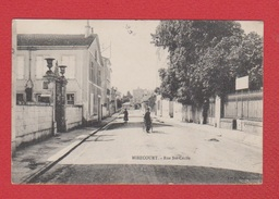 Mirecourt --Rue Ste Cécile - Mirecourt