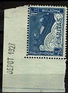 252  **  Cdf  Dépôt 1927 - Belgium