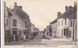 CARTE POSTALE   MESSY 77  La Rue Du Moulignon - Sonstige Gemeinden