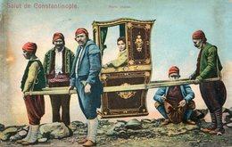 TURQUIE(CONSTANTINOPLE) - Turquie