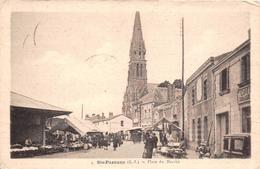 ¤¤   -  4  -  SAINTE-PAZANNE   -   Place Du Marché   -  ¤¤ - Otros Municipios
