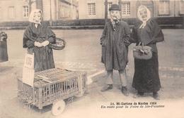 ¤¤   -  24  -  NANTES  - Mi-Carême De 1924  -  EnRoute Pour La Foire De  SAINTE-PAZANNE    -  ¤¤ - Nantes