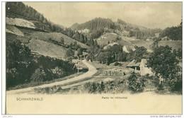 Schwartzwald .  Partie Im Höllenthal ( Höllental ) . - Höllental