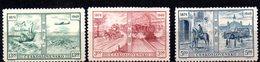 Serie Nº 498/500 Checoslovaquia - Treni