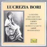Lucrezia Bori - La Boheme, Don Giovanni, Carmen, Mignon, Romeo Et Juliette, Lakme, Spanish Songs, Snyegourotchka - Stiche & Gravuren