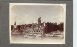 PARIS - Exposition Universelle 1900, Le Vieux Paris  (photo Format 11x 8cm) - Lieux
