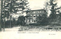 N°33270 -cpa Heer Agimont -hôtel Franco Belge- - Belgique