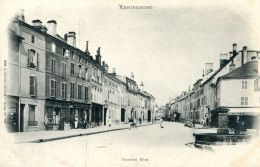N°33278 -cpa Remiremont -grande Rue- - Remiremont