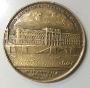 MEDAILLE SOUVENIR D'UNE VISITE A LA MONNAIE - Monnaie De Paris