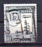 Sello Nº 36  Qatar - Qatar