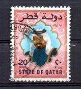Sello Nº 536B  Qatar - Qatar