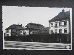 AK TEIUS Bahnhof Ca.1937  ////  D*21760 - Romania