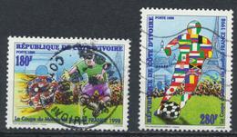 °°° COTE D'IVOIRE - Y&T N°995/96 - 1998 °°° - Costa D'Avorio (1960-...)