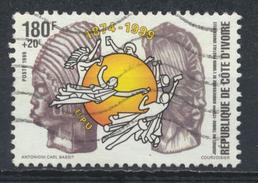 °°° COTE D'IVOIRE - Y&T N°1010 - 1999 °°° - Costa D'Avorio (1960-...)