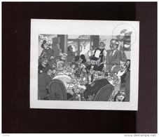 Belgie 2003 GCA8 Zwartwit Velletje BL100 Nero Marc Sleen Strips Comics BD