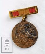 Old 1936 - 1939 Spanish Civil War Military Victory Uprising Nationalist Medal - Spagna