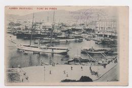 GRECE - ATHENES Port Du Pirée (voir Descriptif) - Grèce