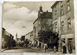 CPA - KP- POLONIA POLSKA --POLOGNE --- TARNOW UL KRAKOWSKA 1964 ANIME - Pologne