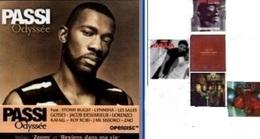 Lot  CD (album Ou 2 Titres) Gala, Passi - Sonstige