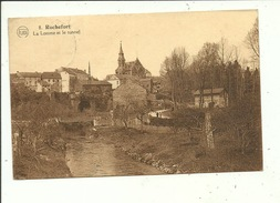 Rochefort La Lomme Et Le Tunnel - Rochefort
