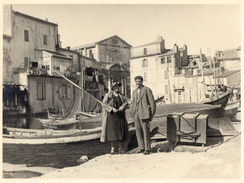 Jpa     Grande Photo Originale (23cm X 17cm) 13 Martigues - Unclassified