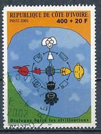 °°° COSTA D´AVORIO COTE D´IVOIRE - Y&T N°1087 - 2001 °°° - Costa D'Avorio (1960-...)