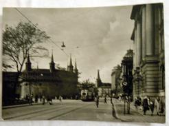 CPA - KP- POLONIA POLSKA --POLOGNE ---  KRAKOW UK BASZTOWA TRAM 1959 - Polen