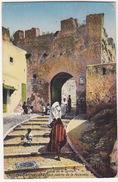 Tanger: Une Porte De La Casbah - (Maroc) - Tanger