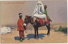 61. En Camino (Marruecos) - (Tanger 1927)  - (Maroc) - Marokko