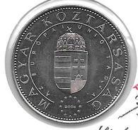 *hungaria 50 Forint 2004  Km 773   Unc - Hongrie