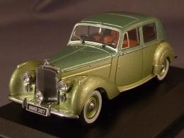 Oxford BN6002, Bentley MkVI, 1946, 1:43 - Voitures, Camions, Bus