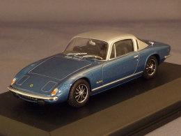 Oxford LE002, Lotus Elan Plus 2, 1967, 1:43 - Voitures, Camions, Bus