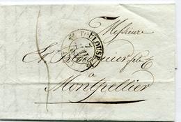 Lettre Avec Grand Cachet à Date De Toulouse - 7 Juillet 1830 - R 2616 - 1801-1848: Voorlopers XIX