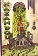 BD Kazandou Par Chabuel, Gess, Banzet, Schelle Rosa - Tome II - Edition Glenat - Other