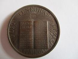 Suisse: Médaille 350e Anniversaire De La Réformation, Genève 23 Août 1885 - Non Classés