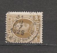 COB 203 Oblitéré Berchem Ste Agathe - 1922-1927 Houyoux