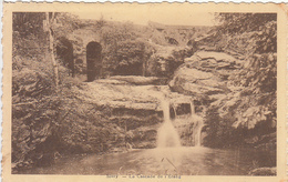 Sivry - La Cascade De L'Etang (Edit. R. Philippe, 1936, Timbre Taxe) - Sivry-Rance