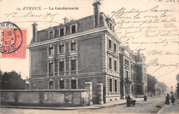 ¤¤   -  19   -  EVREUX   -  La Gendarmerie      -  ¤¤ - Evreux