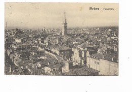 MODENA - PANORAMA   VIAGGIATA FP - Modena