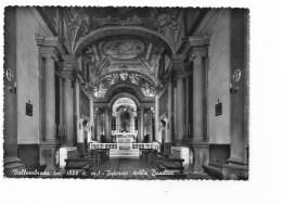 VALLOMBROSA - INTERNO DELLA BASILICA   VIAGGIATA FG - Firenze