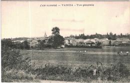 Carte Postale Ancienne De VANCIA-Vue Générale - Autres Communes