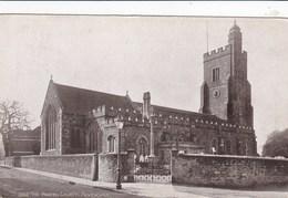SEVENOAKS PARISH CHURCH - England