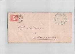 AG1796 MONTE MARCIANO X MONSANNITO - 1861-78 Victor Emmanuel II