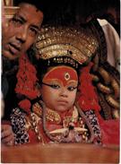 Asie - Népal - Kumari : Living Gogess - Nepal