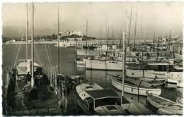 06 ANTIBES ++ Le Port Et Le Fort Carré ++ - Autres