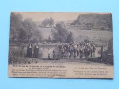 O.-L.-V. Van De Ardennen Te LONGLIER-Neufchâteau ( Bijhuis J Van Den Berg THABOR ) Anno 19?? ( Zie Foto Details ) !! - Neufchâteau